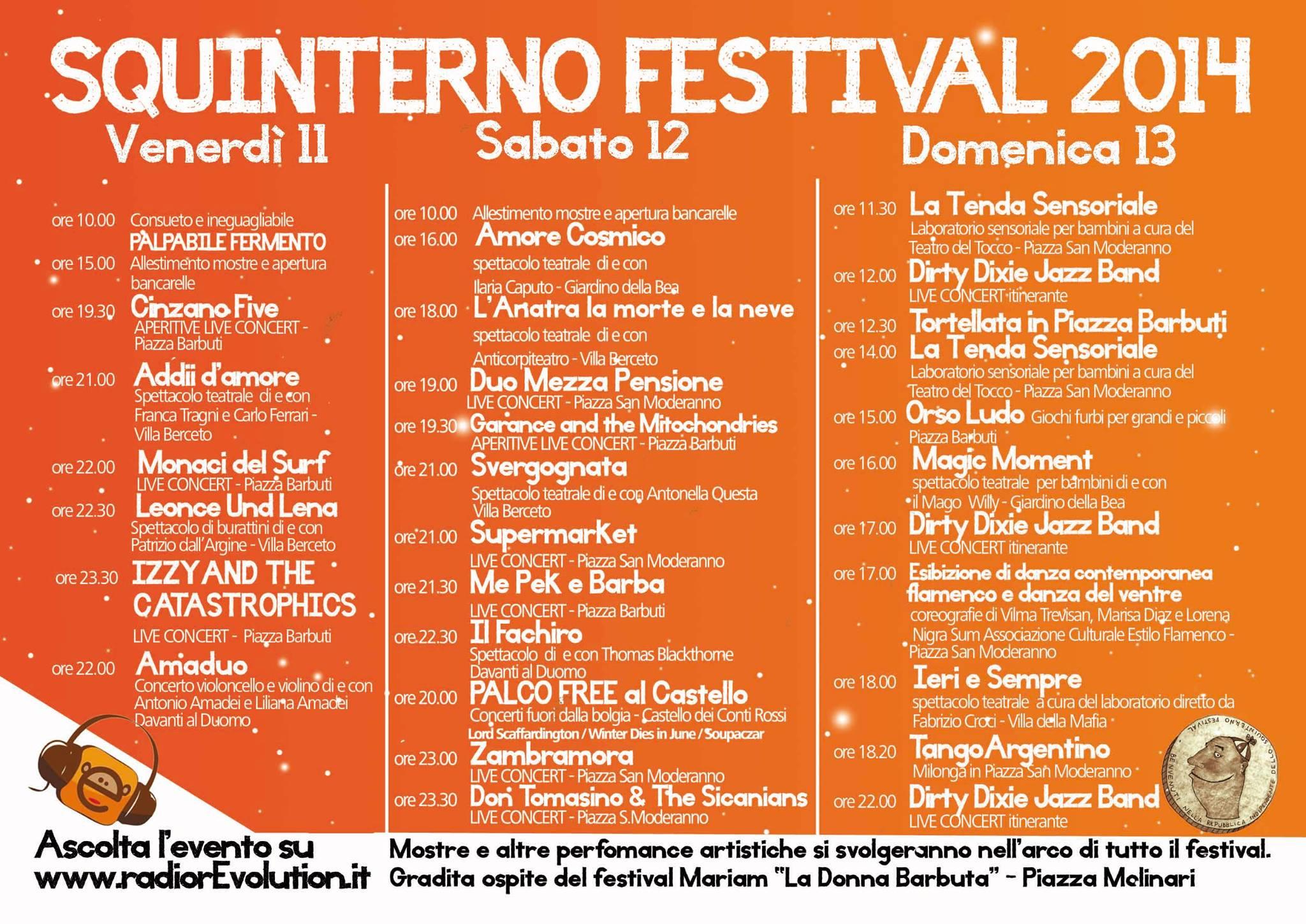 Squinterno_Programma_2014