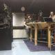 Foto dello studio di R al Cubo in occasione dell'ultima puntata