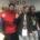 Foto degli Speaker di R al Cubo e dell'ospite in studio Blunt Kobain